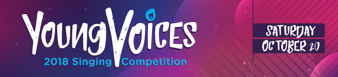 Young Voice 2018 Singing Competition